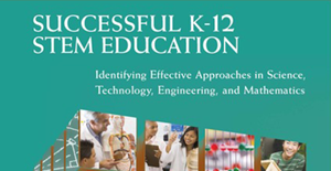 Successful K-12 STEM Education cover